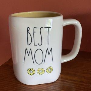 BEST MOM mug RAE DUNN Bundle 2 for $37